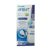 Philips Avent Classic+ Feeding Bottle 260ML 1 Months+