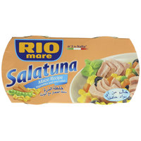 Rio Mare Salatuna Vegetables & Tuna Salad (2 x 160 g)