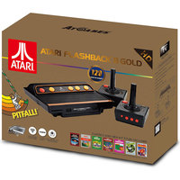 Atari Flashback 8 Gold Console With 120 Games Built-In