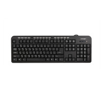 CROWNMICRO Keyboard Wired CMK-30 Black