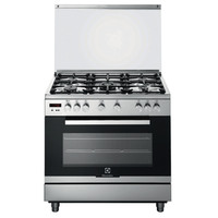Electrolux 90X60 Cm Gas Cooker EKG-941 AAOX 5Burners