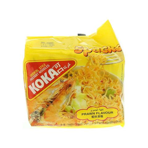 Koka-Oriental-Style-Instant-Noodles-Prawn-Flavour-85g-x5
