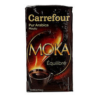 Carrefour Regular Coffee Arabica 250g