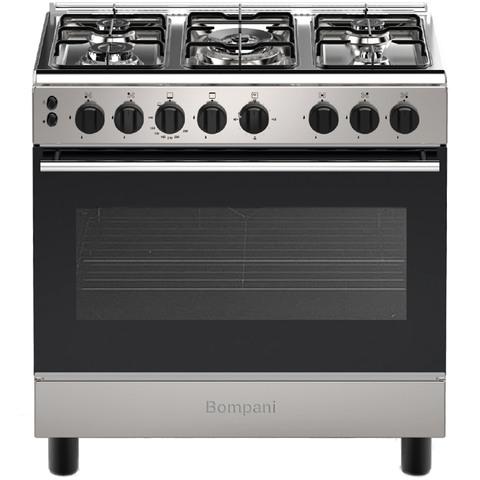 Bompani-80X50-Cm-Gas-Cooker-Essential-80GG5TCIX