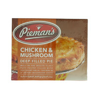Pieman's Chicken & Mushroom Deep Filled Pie 185g