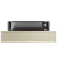 Smeg Built-In Worming Drawer CPR715P Cortina Cream
