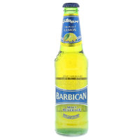 Barbican Lemon Non Alcoholic Malt Beverage 330ml