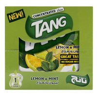 Tang Instant Powder Drink Lemon & Mint 25gx12