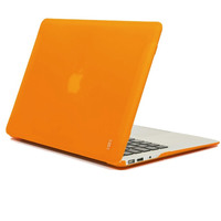 "Aiino Case MacBook Air 11"" Matte Orange"