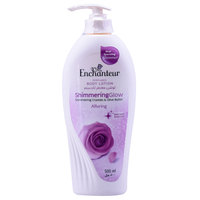 Enchanteur Shimmering Glow Body Lotion Alluring 500ml