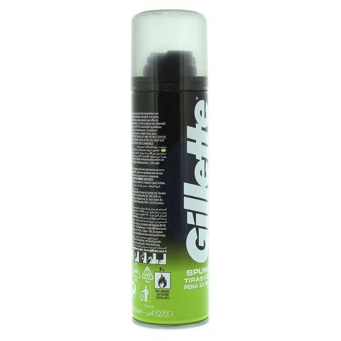 Gillette-Lemon-Lime-Shaving-Foam-200ml