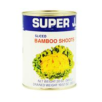 Super J Bamboo Shoots 565GR