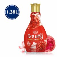 Downy Perfume Collection Concentrate Fabric Softener Feel Energized 1.38 L
