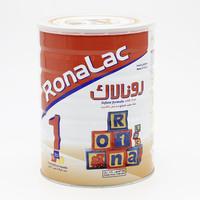 رونالاك تركيبة حليب للاطفال 0-6 اشهر 1700 جرام