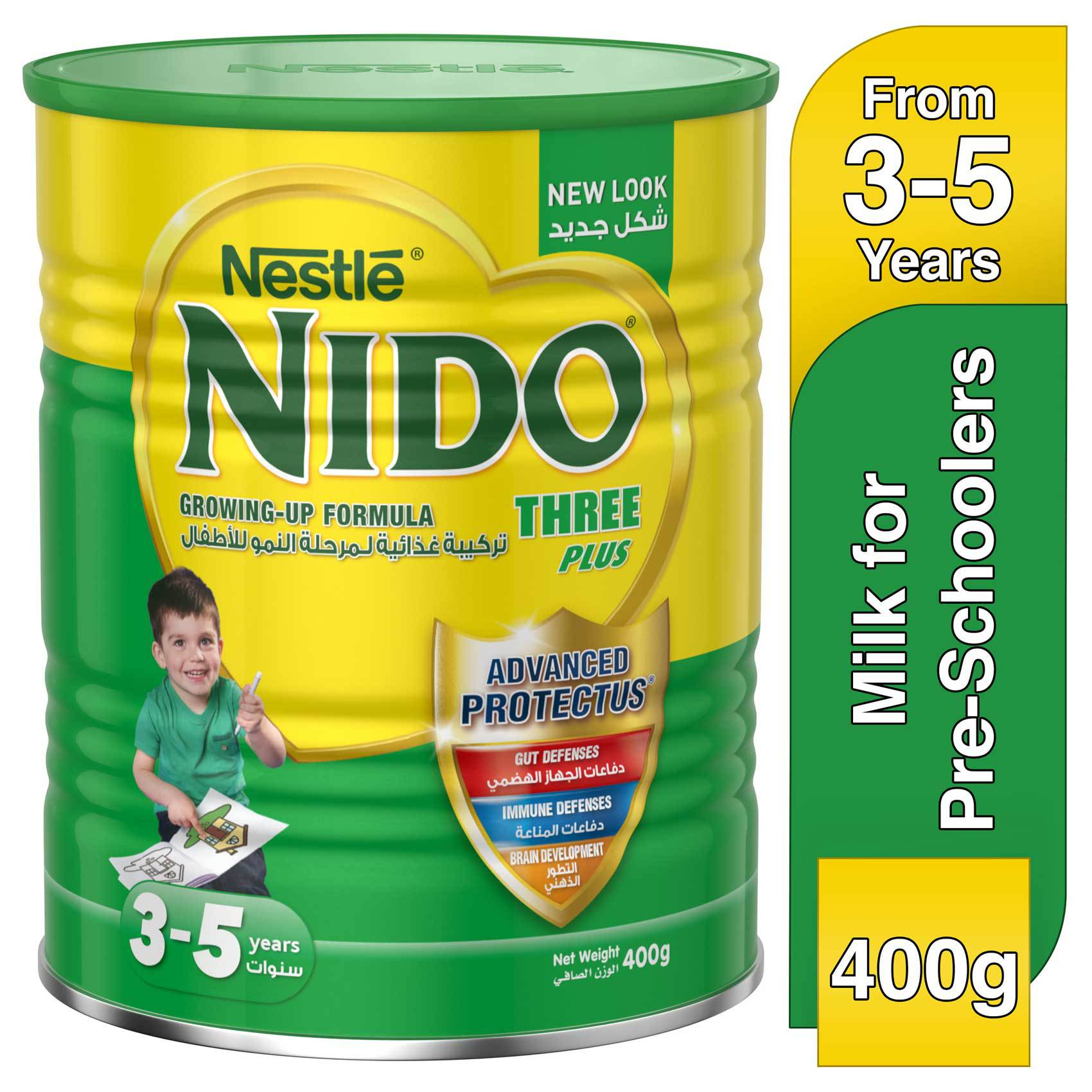 NIDO THREE PLUS STAGE 4 400G