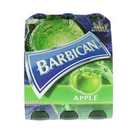Barbican apple non alcoholic malt beverage 330 ml x 6