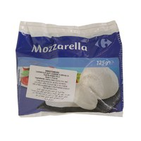 Carrefour Soft Cheese In Brine In Pasteurized Milk 125g