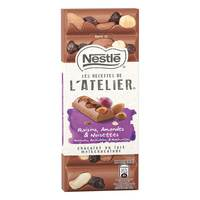 Nestle Atelier Raisin Hazelnuts Almond 100g