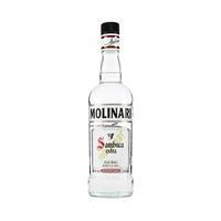 Molinari Sambuca Extra 42% Alcohol Liqueur 75CL