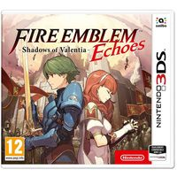 Nintendo 3DS Fire Emblem Shadow's