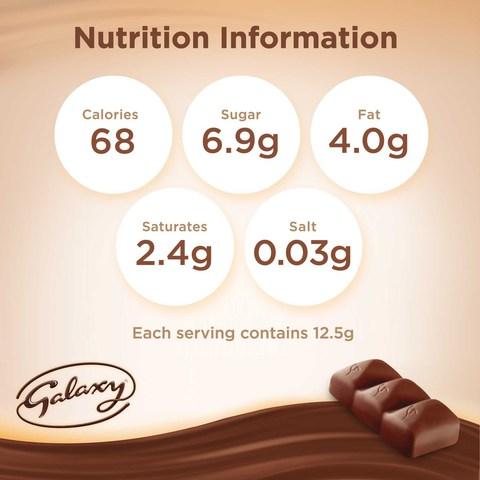 Galaxy®-Minis-Smooth-Milk-Chocolate-Mini-Bars-Pouch-250g-(20-pcs)