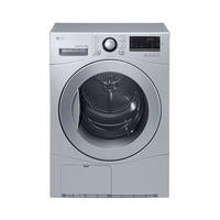 LG Condensation Dryer RC8066CF Silver 8KG