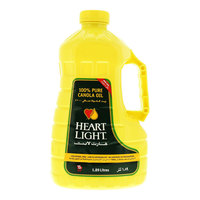 Heart Light Pure Canola Oil 1.89L