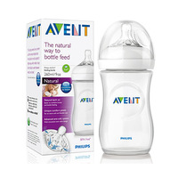 Philips Avent Natural Feeding Bottle Single 260ML