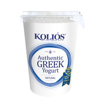 Kolios Authentic Greek Yogurt 10% 500g