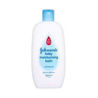 Johnson's Moisturising Bath 500ML