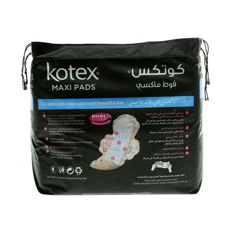 Kotex-Designer-Normal+Wings-30-Pads