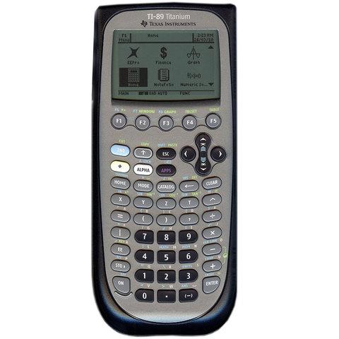 Texas-Instruments-Calculator-Ti-89-Titanium-Graphic