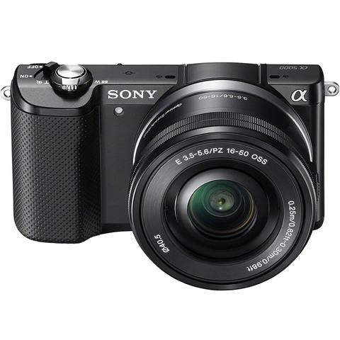 Sony-SLR-Camera-Alpha-ILCE-5000L-Black-+-E-16-50mm-Lens