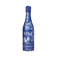 Pommery Champagne Brut Metal Box 75CL