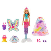 Barbie Dreamtopia Doll and Fashions Set