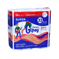 Gipsy Toilet Paper Soft Plus 32 Rolls