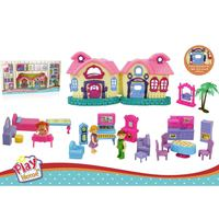 Power Joy Playhome Villa 88X47.5X8.5Cm B/O