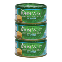 John West Tuna Solids Family Pack In Brine 16X3 170g