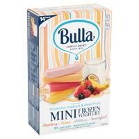 Bulla Mini Frozen Yoghurt 504g