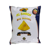 El Sabor Big Nacho Lightly Salted 200g