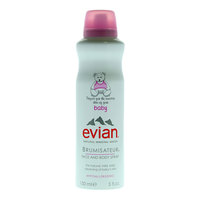Evian Face And Body Spray 150ml