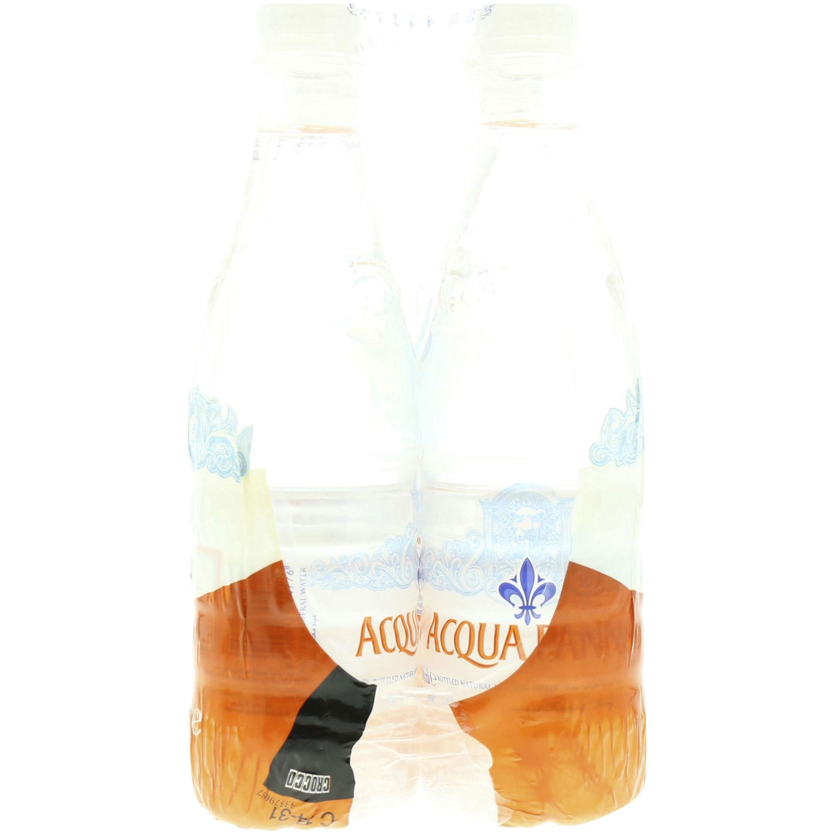 A. PANNA NAT.MINERAL WATER 500MLX6