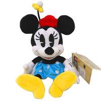 "Disney Plush Retro Minnie Blue Skirt 7"""