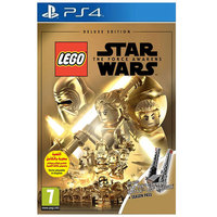 Sony PS4 Lego Starwars Force Awakens Deluxe Star Arabic