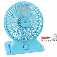 Suntech Rechargeable Led Mist Fan St720