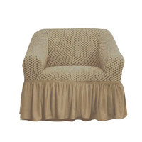 Tendance's Sofa Cover 1 Seater Beige
