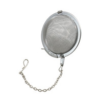 Tea Filter Ball With Chain 5CM