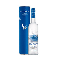 Grey Goose Vodka 40%V Alcohol 75CL + Gift Pack