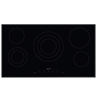 Smeg Built-In Ceramic Hob SE395ETB 90CM