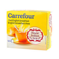 Carrefour English Breakfast Tea 50's